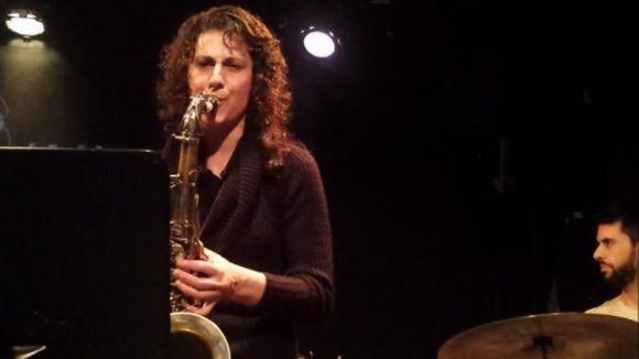 Melisa Bertossi Quartet, aquesta nit a la Nau de Cultura de Valldoreix