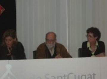 Lucía Caram rep el premi memorial Joan XXIII