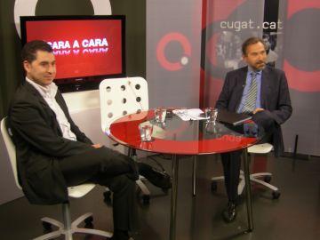 Darrer cara a cara entre Villaseñor i Menéndez abans de les eleccions primàries