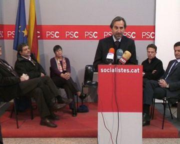 Menéndez: 'Sóc el candidat més sòlid amb un projecte capaç d'enfrontar-se a Conesa'