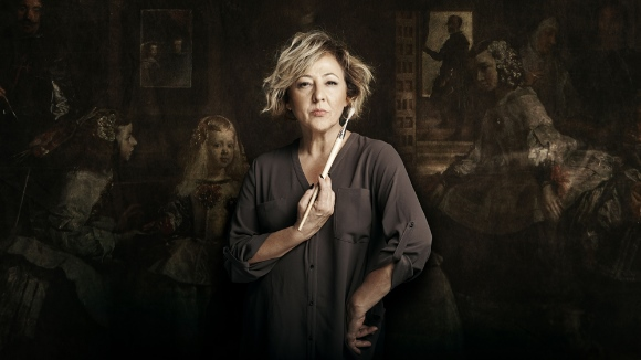 Teatre: 'La autora de Las meninas'