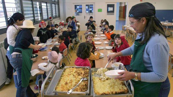L'Ajuntament incrementa un 35% el pressupost per a beques menjador