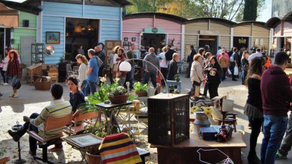 El Vintage Fest és una de les activitats amb més èxit