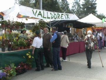 Valldoreix estrena amb èxit un mercat setmanal propi