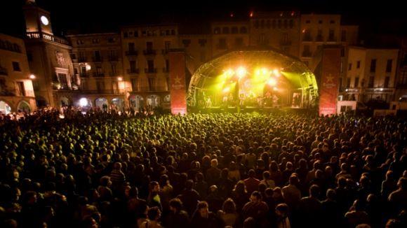 Presència santcugatenca al Mercat de Música Viva de Vic