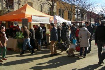 El Mercat de Pagès torna a oferir productes ecològics i artesanals aquest dissabte