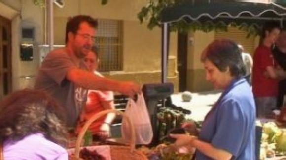 El Mercat de Pagès arriba avui amb productes ecològics i artesans