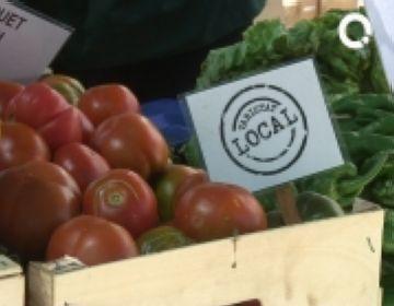Les fundacions socials troben al Mercat de Pagès un aparador pels seus productes ecològics
