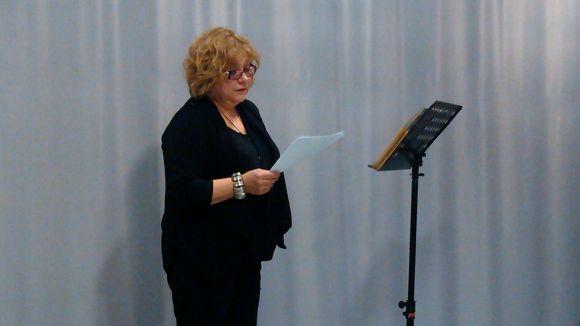Els versos d'Espriu enceten les activitats del Dia Mundial de la Poesia