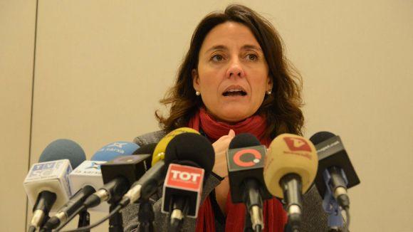 Conesa vol tornar a ser candidata a les eleccions municipals