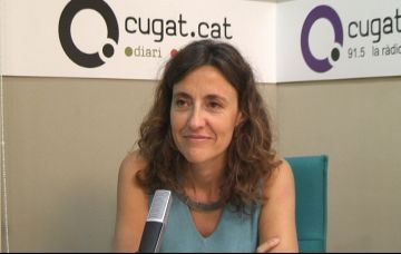 Mercè Conesa: 'Barcelona ha d'entendre que els municipis del voltant no som competidors'