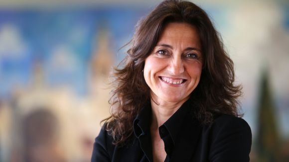 L'alcaldessa assegura que prioritzarà la ciutat tot i el càrrec de portaveu de CDC