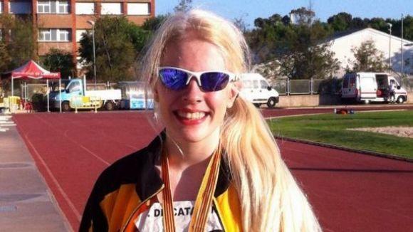 Meritxell Playà suma dues medalles als Jocs Paralímpics Europeus