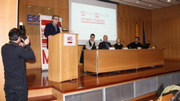 Moviment d'Esquerres treballa per presentar-se a les municipals a Sant Cugat