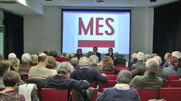 Representació santcugatenca en els òrgans directius de MES