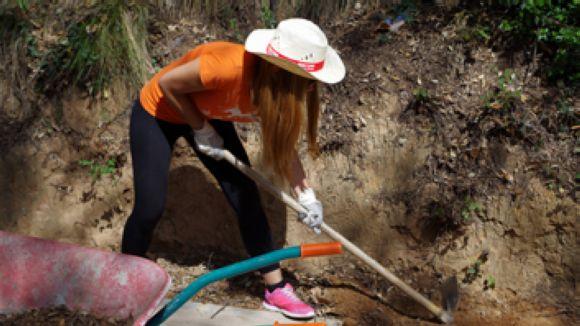 Treballadors de Ricoh col·laboren amb Aldeas Infantiles SOS