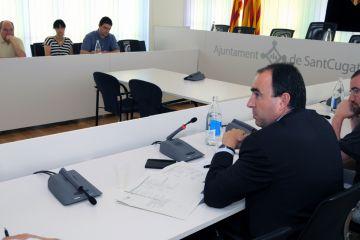 Nova trobada de la Mesa per a la reactivació econòmica per fer front a la crisi