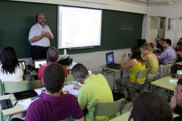 Els mestres han rebut formació per utilitzar el nou sistema