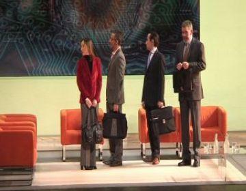 El 'Mètode Grönholm' torna a triomfar al Teatre-Auditori