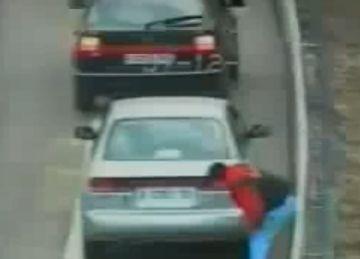 Es disparen els robatoris a cotxes a l'AP-7 amb el mètode 'peruà'