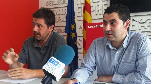 El PSC, en contra les retallades sanitàries i l'euro per recepta