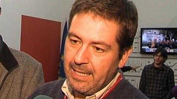 Michael Cáceres substituirà Villaseñor com a regidor del PSC