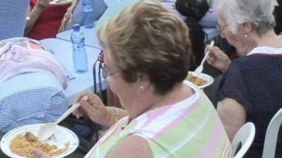 'Migas' i puntes de coixí per celebrar Festa Major
