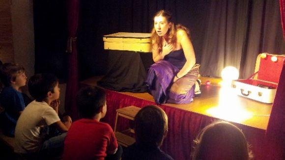 Les ombres xineses de 'Les mil i una nits' transporten Can Ninot a un món oníric oriental