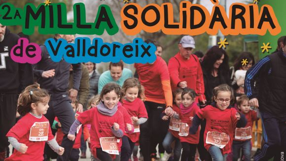 La 2a Milla Solidària de Valldoreix es disputa el 23 de desembre a Valldoreix