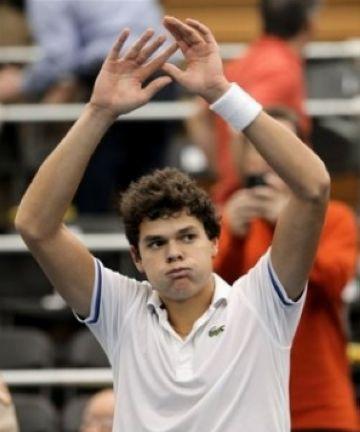 Raonic diu adéu a Roland Garros per la via ràpida