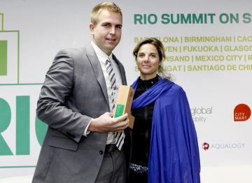 Sant Cugat guardona el projecte Mindmixer als darrers premis Living Labs Global