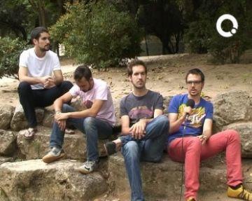 L'indie pop dels Mine! es presenta aquesta nit a Barraques
