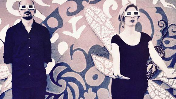 El duo Minimal Hits presenta avui 'Ramona' en un concert al Cafè Auditori