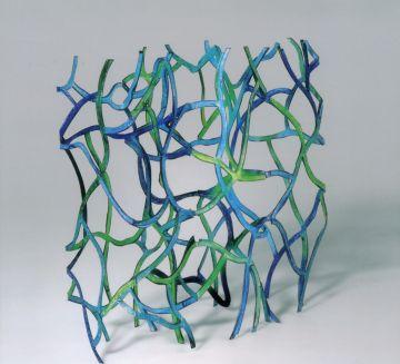 Un recull d'obres minitèxtils de la 9a Triennal Internacional arriba a la Casa Aymat