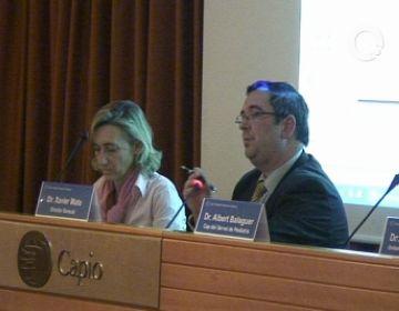 El Capio HGC pren el relleu a la Marató de TV3 i consciencia sobre les malalties minoritàries