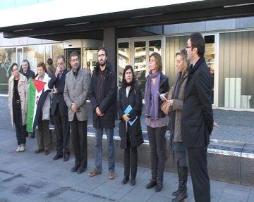 L'alcalde veu 'ambigüitat' en la posició del govern espanyol al Sàhara Occidental