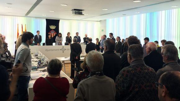 El primer ple de l'any, a Cugat.cat: 19 punts aprovats en més de cinc hores de sessió