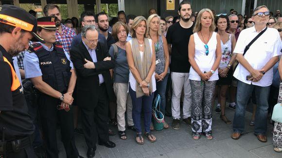 L'Ajuntament convoca cinc minuts de silenci aquest divendres pels atemptats de Barcelona i Cambrils