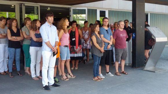 Sant Cugat amb Galícia: condol i solidaritat després de l'accident ferroviari