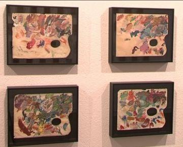 25 obres repassen la trajectòria de Miquel Cabanas a la Sala Rusiñol