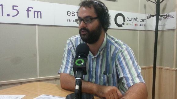 Miquel Herrada, nou cap de l'àrea digital de la Xarxa de Comunicació Local