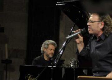 Manel Camp i Miquel Gil actuen aquesta nit a la Casa de Cultura