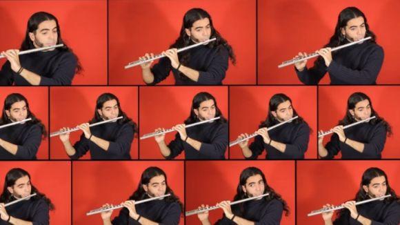 Fotograma d'un dels vídeos de Miquelmar