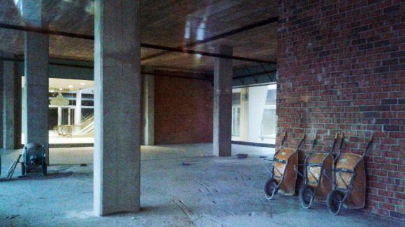 El centre comercial de Mira-sol s'obrirà de forma esglaonada a la tardor