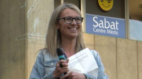 Mireia Ingla assegura el retorn d'ERC a l'Ajuntament, ara amb MES