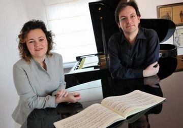 Nexus Piano Duo arriba al Claustre per oferir un concert en piano a quatre mans