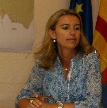 La Secretària d'Organització d'ERC, Mireia Ingla, en una imatge d'arxiu