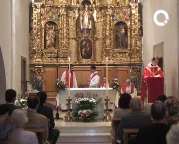 Josep Maria Manresa ha oficiat la missa