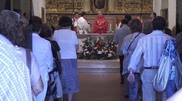 La tradicional missa de Sant Cebrià obre la Festa Major de Valldoreix