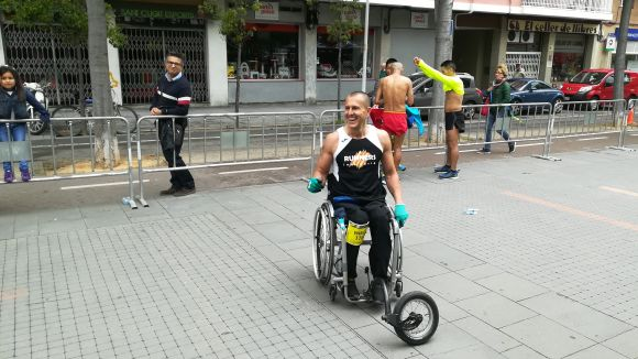 L'èxit de finalitzar la Mitja Marató